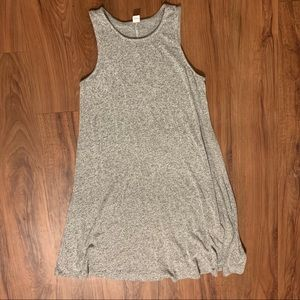 Old Navy Plush Knit Swing Dress Small Tall